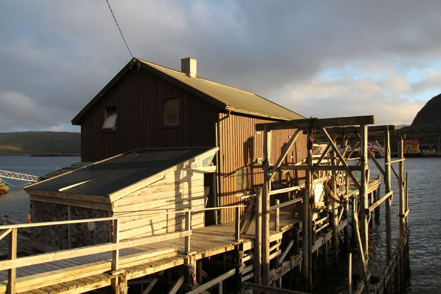 Havøysund Havfiskesenter - Filetierhaus
